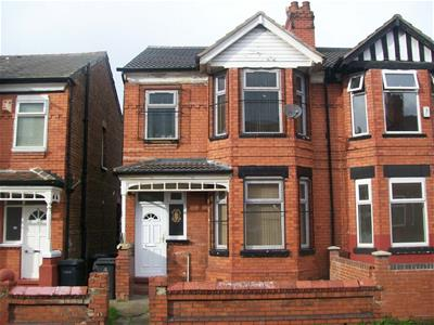 Slade Grove,  Manchester,